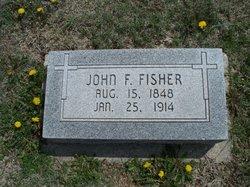 John F Fisher