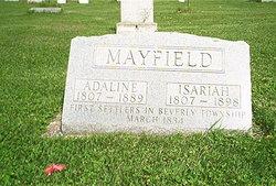 Adaline <I>Lee</I> Mayfield