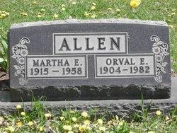 Orval E Allen