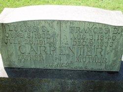 Lucuis C. Carpenter