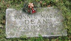 Ronnie Mack Dean