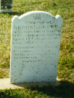 George William Cline/Kline