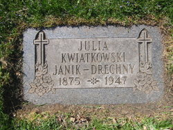 Julia Kwiatkowski-Janik-Drechny