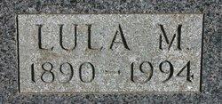 "Allie Lula ""Lula"" <I>McGloughlin</I> Applebee"