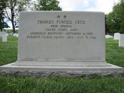 RADM Charles Purcell Cecil