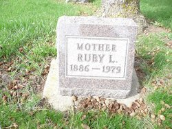 Ruby Louise <I>Burk</I> Croft