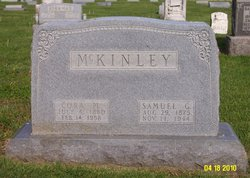 Samuel Gilmore McKinley