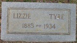Lizzie <I>Wingate</I> Tyre