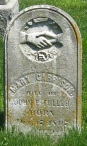 Mary <I>Garrison</I> Fuller