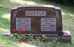 Sarah Jane <I>Knapp</I> Norton