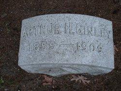 Arthur Howard Ginley
