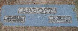 Grace Truman <I>Voyles</I> Abbott