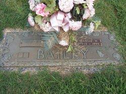 Jessie <I>Williamson</I> Bailey