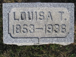 Louisa T Critchfield