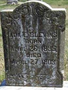 Ada E Blevins