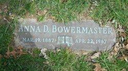 Anna Dell <I>Gallatin</I> Bowermaster