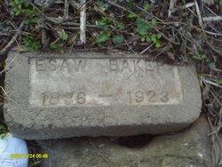 Esaw Baker