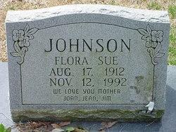 Flora Sue Johnson