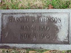 Harold B. Johnson