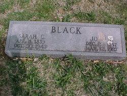 Sarah Catherine <I>Phelps</I> Black