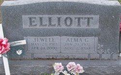 Alma Glinn Elliott
