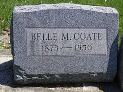 Belle <I>McCarty</I> Coate