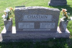 Myrtle May <I>Inman</I> Chastain