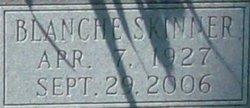 Oneida Blanche <I>Skinner</I> Back