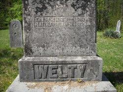 Elijah Welty