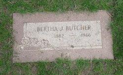 Bertha <I>Jones</I> Butcher
