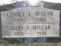 George Leroy McLear
