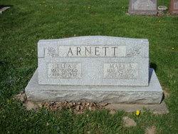 Mary Ann <I>Thompson</I> Arnett