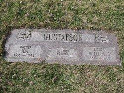 Ida Marie <I>Carlson</I> Gustafson