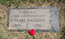 Nellie Pearl <I>Smith</I> Hatcher