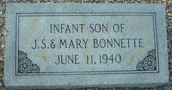 Infant Son Bonnette