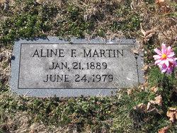 Aline <I>Feustel</I> Martin