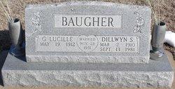 Grace Lucille <I>Line</I> Baugher