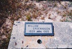"""William Friedrich """"Wilhelm"""" Gruenhagen"""