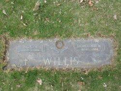Dorothy Margaret <I>Bahlhorn</I> Willis