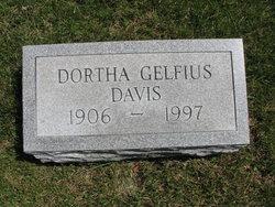 Dortha <I>Gelfius</I> Davis