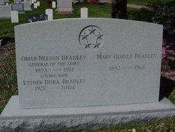 Mary Elizabeth <I>Quayle</I> Bradley