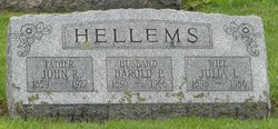 Harold Pollitt Hellems