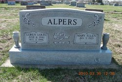 Mary Ellen <I>Croy</I> Alpers