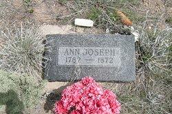 Ann <I>Thomas</I> Joseph