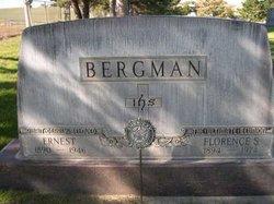 Florence S <I>Dulles</I> Bergman