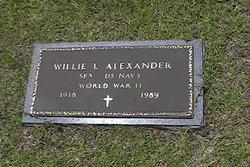 Willie Lemuel Alexander
