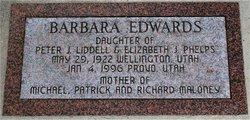 Barbara Liddell Edwards