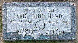 Eric John Boyd