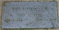 Ray Ernest Hancock