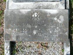Thomas Benjamin Norvell